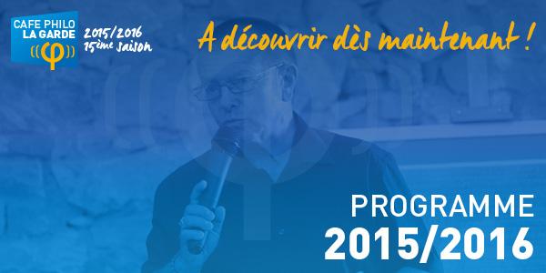 Programme 2015/2016