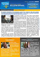 Bulletin officiel n°121