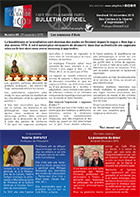 Bulletin officiel n°83