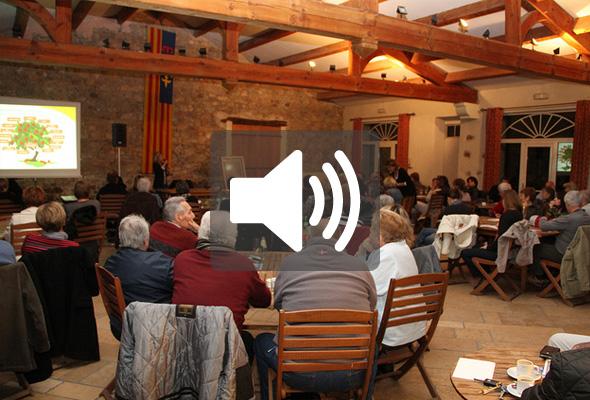 [Audio] Podcast de la séance du 16 novembre 2012, « L'intelligence émotionnelle »