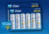 Saison 2013/2014 : Découvrez les dates de nos séances