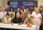 Retour sur l'Assemblée Générale 2013 du Café Philo La Garde