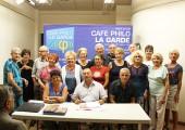 Retour sur l'Assemblée Générale 2014 du Café Philo La Garde