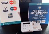 Nouveau : Payer vos adhésions et tickets à la séance par carte bancaire