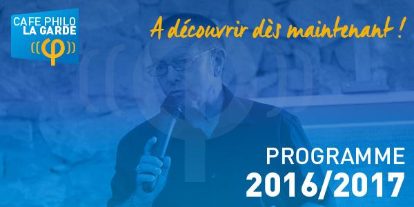 Programme 2016/2017