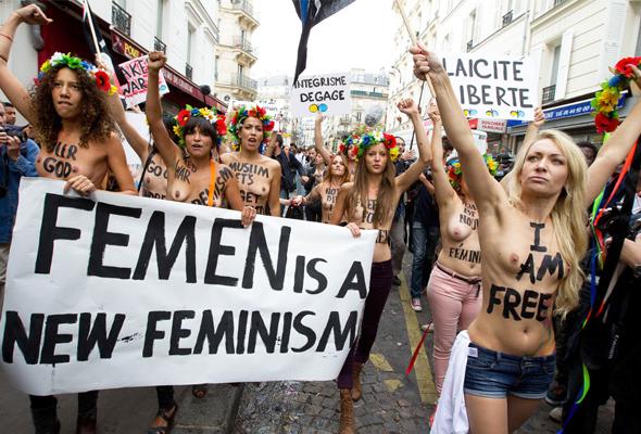 Présentation du Café Philo du 14 octobre 2016, « Le féminisme, ennemi des femmes ? »