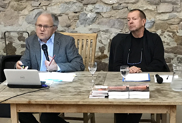 Compte-rendu du Café Philo du 24 novembre 2017, « Pour ou contre Antigone ? »