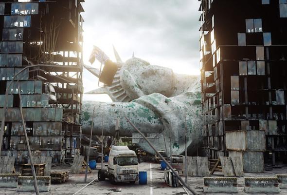 Présentation du Café Philo du 20 septembre 2019, « Demain l'effondrement ? »